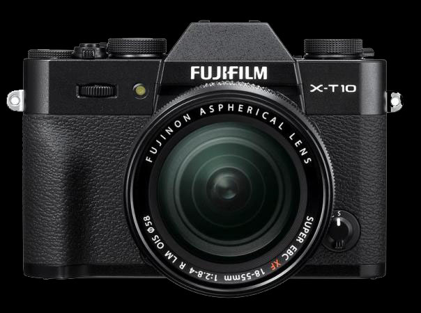 La fabrication du Fujifilm X-T10