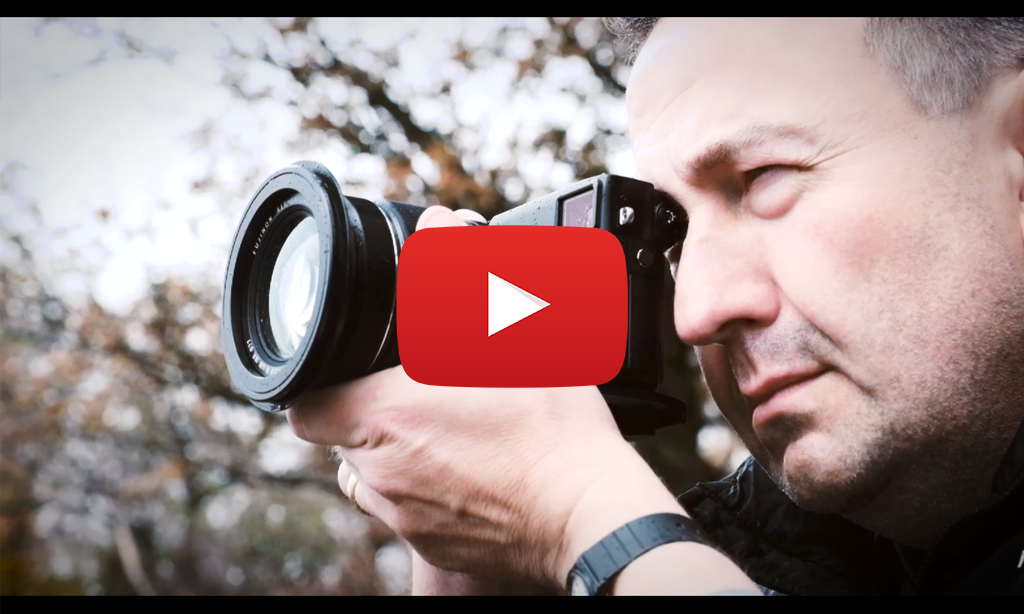 Video: X-Photographer Pete Bridgwood talks about his experience with the X-Pro2 camera